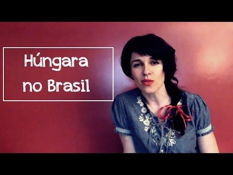 Entrevista com Tünde Albert   Canal Because Of Brazil