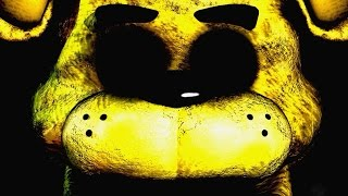 Five Nights at Freddy's GOLDEN FREDDY JUMPSCARE