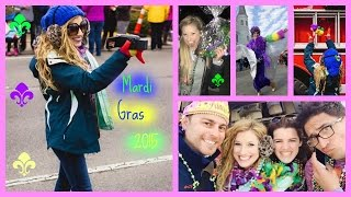 Mardi Gras 2015 NYX, Muses, and Fat Tuesday