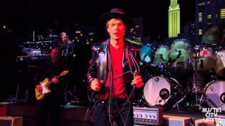 beck on austin city limits where its at