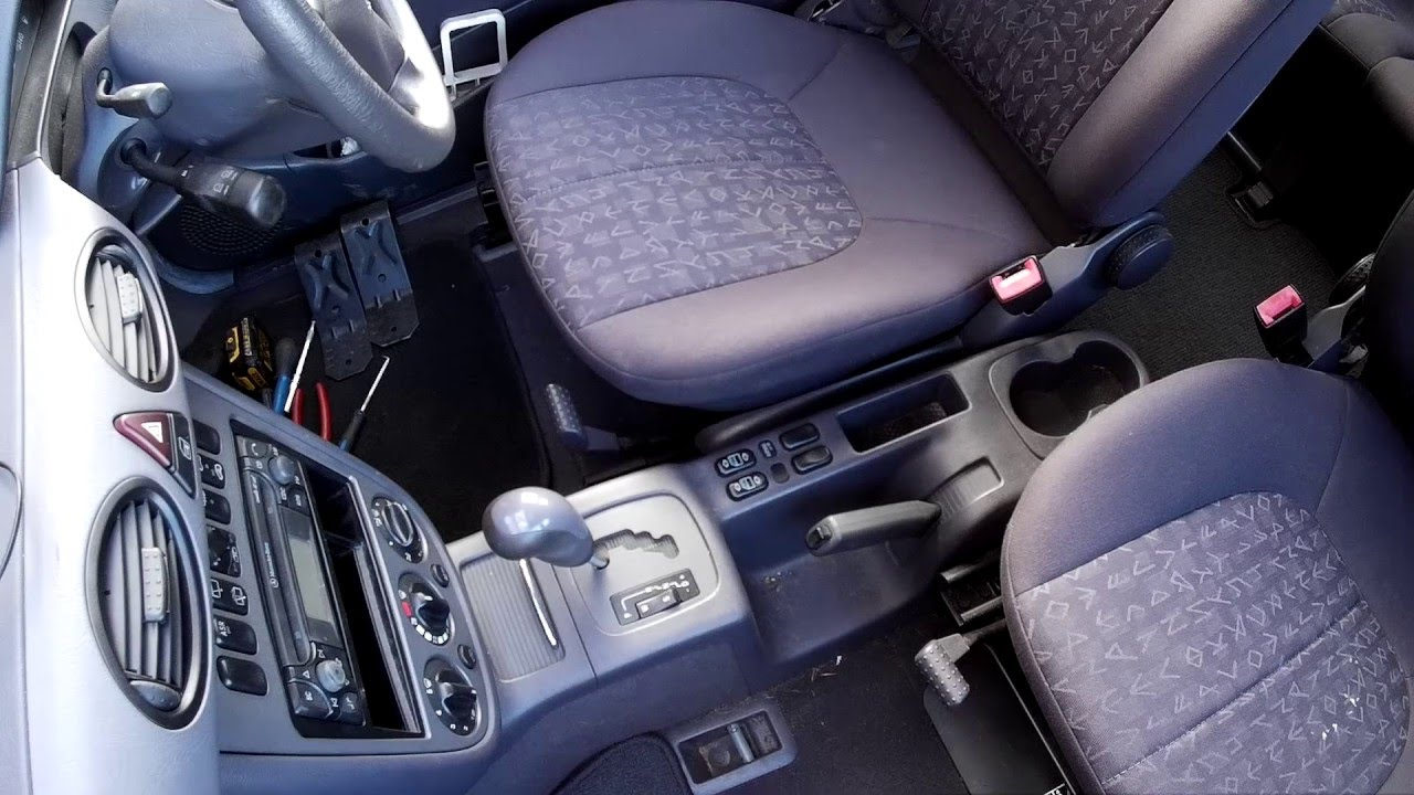 How to remove gear selector GRM Mercedes A class W168