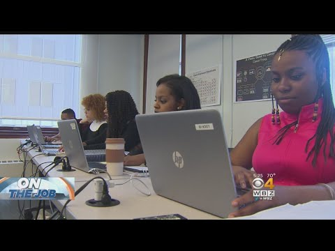 'Year Up' Program Trains Students For Entry-Level Job Openings