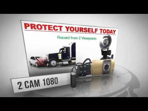 Top Dawg 2 To 4 Cam Gold Dash Cam Video