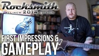 Rocksmith 2014 Review: First Impressions