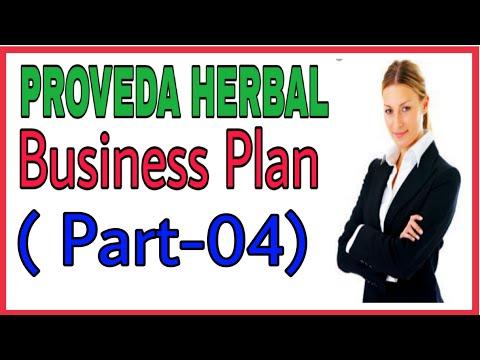 Proveda Herbal Business Plan Part-04