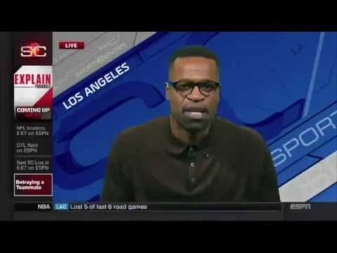 Stephen Jackson On D'Angelo Russell