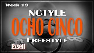 French Montana - Ocho Cinco ft. Diddy, MGK, Los, Red Café freestyle by rap group Nctyle!