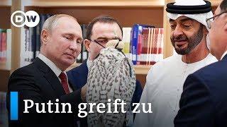 Krisen in Nahost: Mehr Macht für Putin?