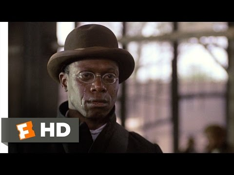 Glory (2/8) Movie CLIP - The Worst Soldier in this Whole Company (1989) HD