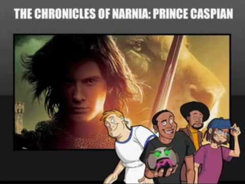 The Chronicles of Narnia: Prince Caspian Spill Review Part 1/2