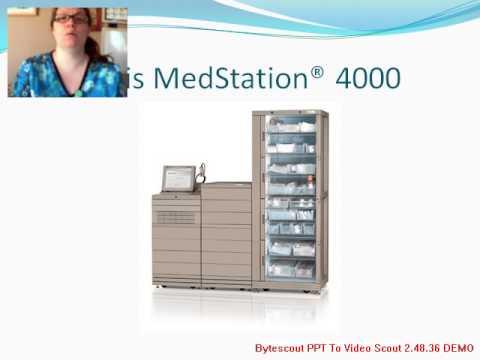 the pyxis medstation 4000 youtube rh youtube com pyxis medstation es manual pyxis machine manual