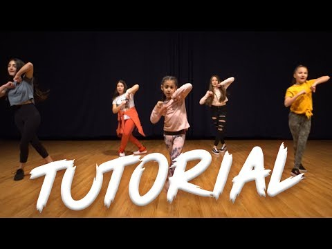 Ariana Grande – 7 Rings (Dance Tutorial) | Easy Kids Choreography | MihranTV