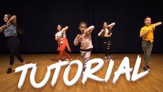 Ariana Grande - 7 Rings (Dance Tutorial) | Easy Kids Choreography | MihranTV Video