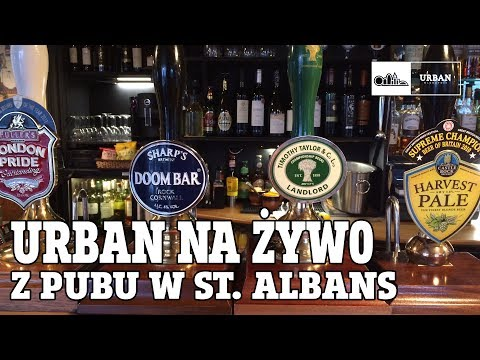 uRban Na Żywo - Z Pubu w St. Albans ( POWTÓRKA )