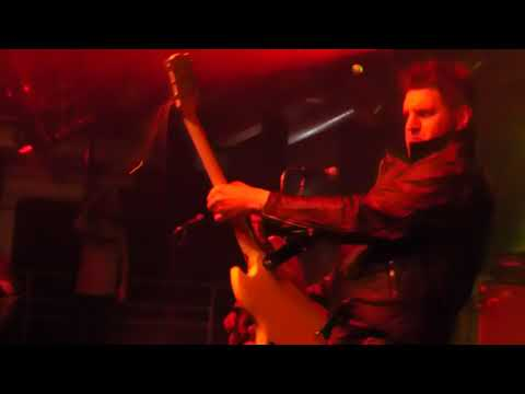 2018-03-31 ANSTALT @ Kraken, Stockholm (Dead Rhythm Easter Fest)