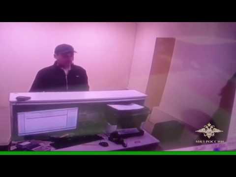 Налет на пункт выдачи интернет-заказов в 18-м микрорайоне