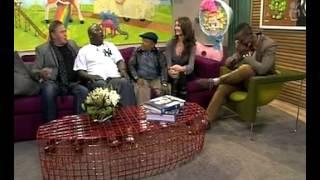 Leon Schuster :Mad Buddies interview (18.06.2012)