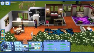 Let's Play: The Sims 3 Generations (Part 3) ~ Talked Out, Potty Trained, and Jobless