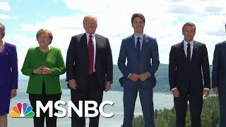 Is There A Method To President Trump's Handling Of Justin Trudeau? | Morning Joe | MSNBC