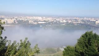 Нижний Новгород метромост 1 сентября 2017(, 2017-09-01T08:38:41.000Z)