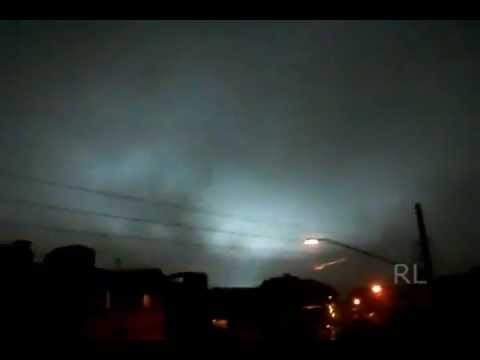 UFO Lights Brazil 2011