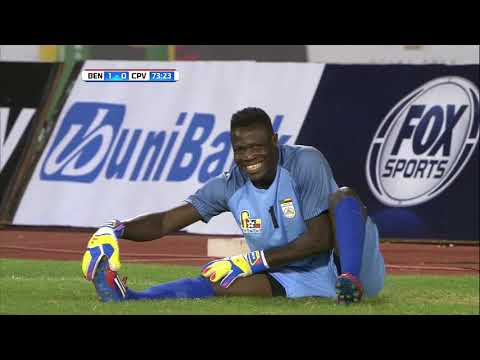 Highlights from match day 3 Benin vs Cape Verde 12 September 2017
