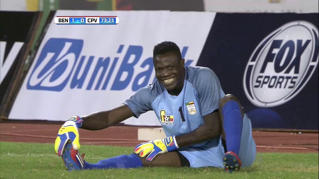 Highlights from match day 3 Benin vs Cape Verde 12 September 2017