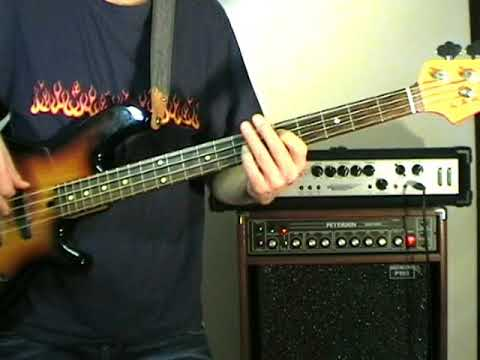 Steve Earle - Copperhead Road - Bass Cover - YouTube