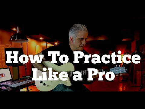 How To Practice Your instrument Like A Pro
