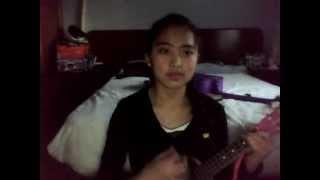 1 Thing 2 Do 3 Words 4 You: I Love You (The Plain White T's Ukulele cover) - Eva Mae Maramo