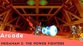 Arcade Longplay #68: Megaman 2: The Power Fighters