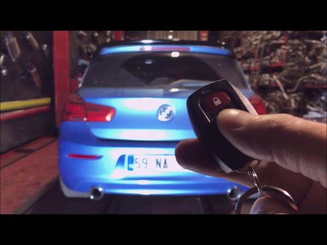 BMW F21 1.18 KUMANDALI VAREX EGZOZ SESİ