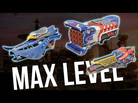 War Robots - NEW Weapons Hussar, Igniter, Avalanche | Max Level Weapons Gameplay