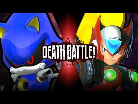 Metal Sonic VS Zero (Sonic VS Mega Man) | DEATH BATTLE!