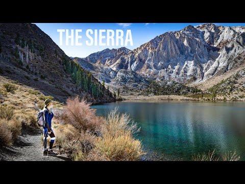 SIERRA NEVADA MOUNTAINS - I'M BACK...Finally! 4K | Eastern Sierra | Full Time Truck Camper Living