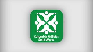 Columbia Recycle and Trash App