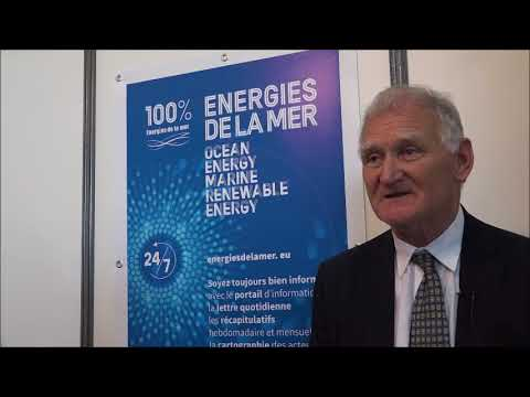OEE - energiesdelamer.eu - Jim O'Toole - Managing Director of the port of Mostyn in North Wales