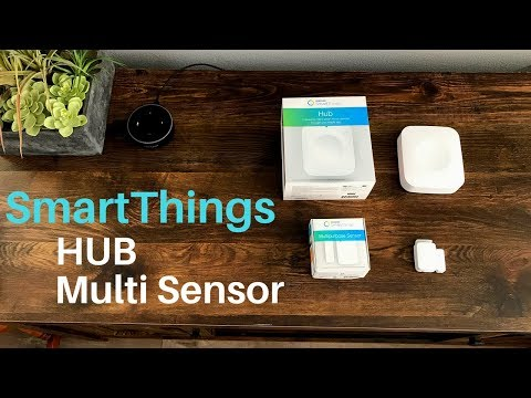 How to start a SMART home with Samsung SmartThings