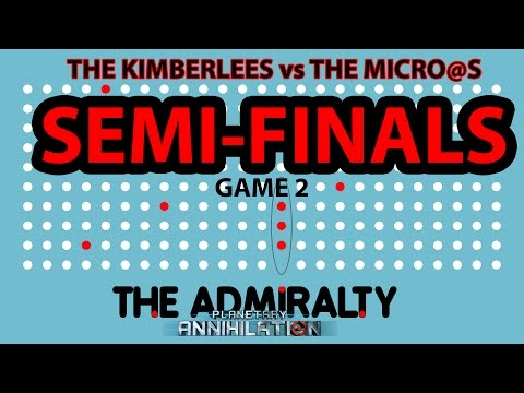 The Admiralty | KIMBERLEES vs MICRO@S | Semi-Finals Game 2
