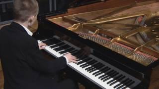 Anton Rosputko plays Suite Pour le Piano by C.Debussy - II. Sarabande
