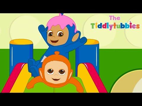 Tiddlytubbies Playtime COMPILATION 2 | Tiddlytubbies Animation For Kids