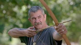 Perry Vanbuskirk, Ancient Cherokee Weaponry