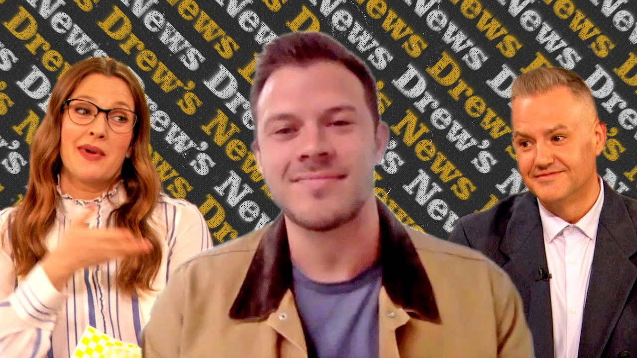 Jimmy Tatro on Forming a Friendship with His Mom After Moving Out | Drew's News