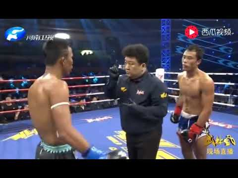 Extra Round in China: Singdam YOKKAOSaenchaiGym vs Xie Lei
