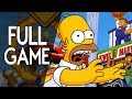 The Simpsons Hit & Run - FULL GAME Walkthrough Gameplay No Commentary
