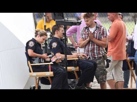 The set of the Blue Bloods, season 5