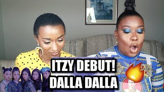 ITZY DALLA DALLA MV REACTION