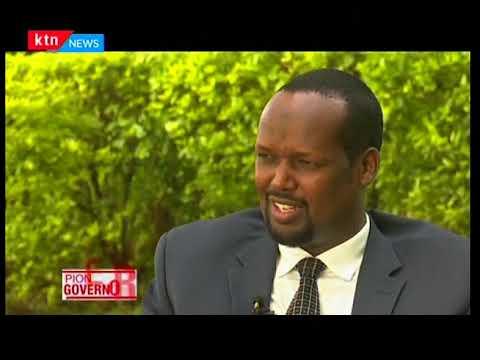 Pioneer Governors:  Ibrahim Ali Roba - Mandera