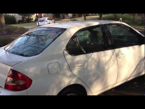 2002 Toyota Prius Review, Walk Around, Start Up & Rev, Test Drive