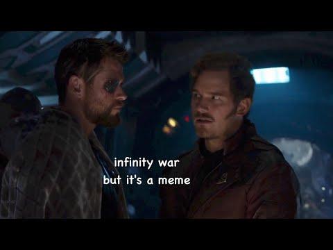 Cover Lagu infinity war but it's a meme stafamp3